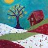 © Kim Hicks-A Patchwork of Prairie Sunshine